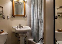 切尔西联排别墅酒店 - 纽约 - 浴室