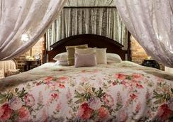 切尔西联排别墅酒店 - 纽约 - 睡房