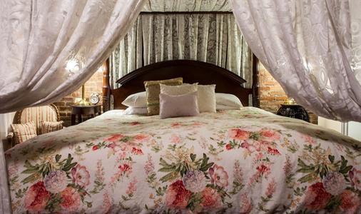 纽约23号旅馆 - 纽约 - 睡房