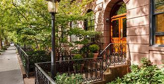 切尔西联排别墅酒店 - 纽约 - 建筑