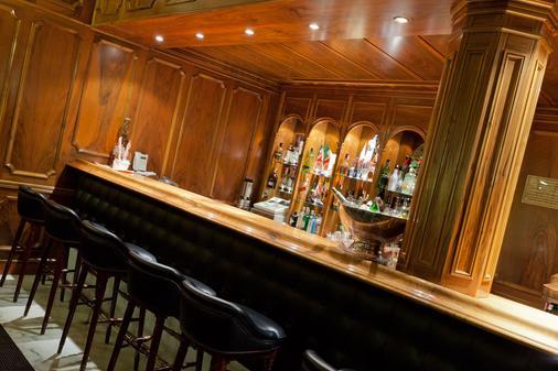 里阿本酒店 - 马德里 - 酒吧