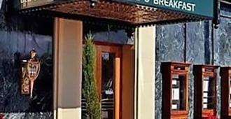 多利曼海滨旅馆 - 纽波特海滩 - 建筑