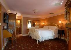 多利曼海滨旅馆 - 纽波特海滩 - 睡房