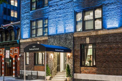 塞顿酒店 - 纽约 - 建筑