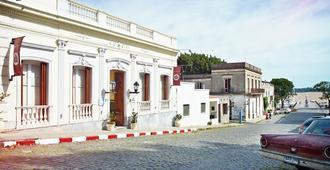德尔维瑞酒店 - 科洛尼亞德爾薩克拉門托 - 建筑