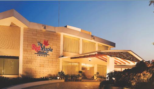 红枫酒店 - 印多尔 - 建筑