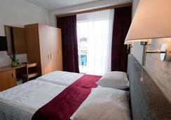 派特卡酒店 - 杜布罗夫尼克 - 睡房
