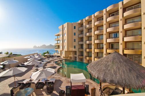 卡布海滩别墅spa度假酒店 - 卡波圣卢卡斯 - 建筑