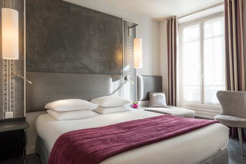 法兰西因瓦里德酒店 - 巴黎 - 睡房