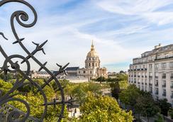 法兰西因瓦里德酒店 - 巴黎 - 阳台