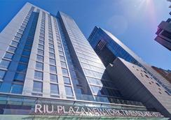 纽约时代广场RIU广场酒店 - 纽约 - 建筑