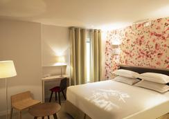 Hotel Eden - 巴黎 - 睡房