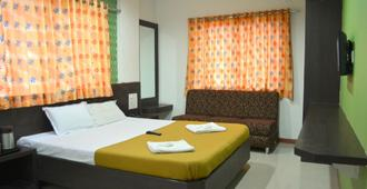 塞卡玛尔旅馆 - 舍尔第 - 睡房