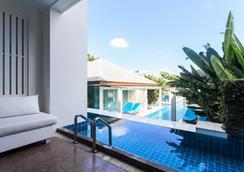 苏梅岛海滩度假村 - 苏梅岛 - 游泳池