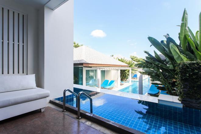 苏梅岛温泉度假酒店 - 苏梅岛 - 游泳池