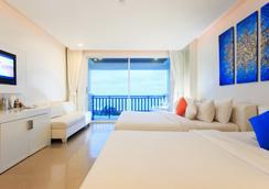 苏梅岛温泉度假酒店 - 苏梅岛 - 睡房