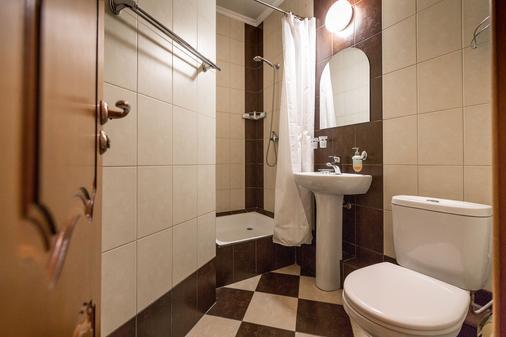 罗蒙诺索夫酒店 - 莫斯科 - 浴室