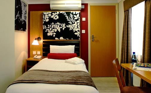 阿斯特酒店 - 伦敦 - 睡房