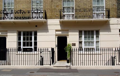 阿斯特酒店 - 伦敦 - 建筑