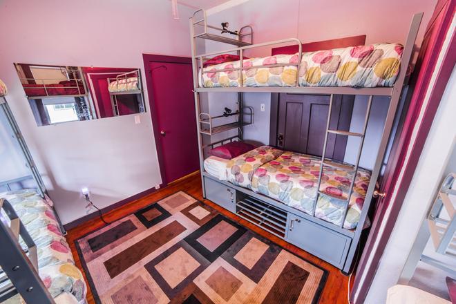 松树之家青年旅舍 - 普雷斯科特(亚利桑那州) - 睡房