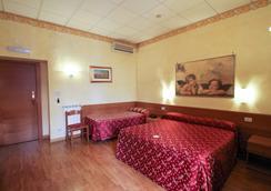 罗马茱莉亚酒店 - 罗马 - 睡房