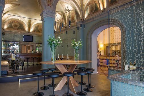 加富尔大酒店 - 佛罗伦萨 - 酒吧