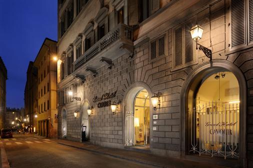 加富尔大酒店 - 佛罗伦萨 - 建筑