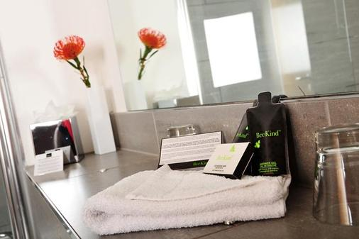 加的夫皇家酒店 - 卡迪夫 - 浴室