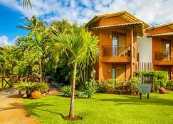奥瑞纳生态海滩酒店 - 阿拉卡茹 - 建筑