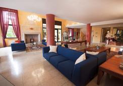 玛丽亚别墅酒店 - Desenzano del Garda - 大厅