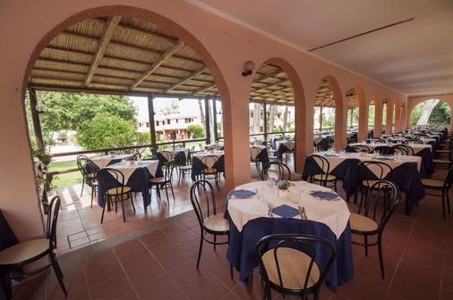 拉科尼亚村蓝光酒店 - 阿尔扎凯纳 - 餐馆