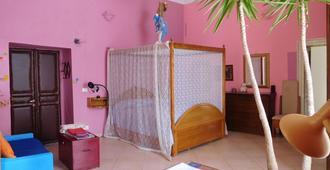 尊爵独立酒店 - 巴勒莫 - 睡房