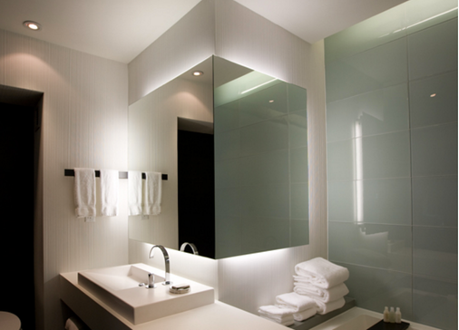 Tryp魁北克普尔酒店 - 魁北克市 - 浴室
