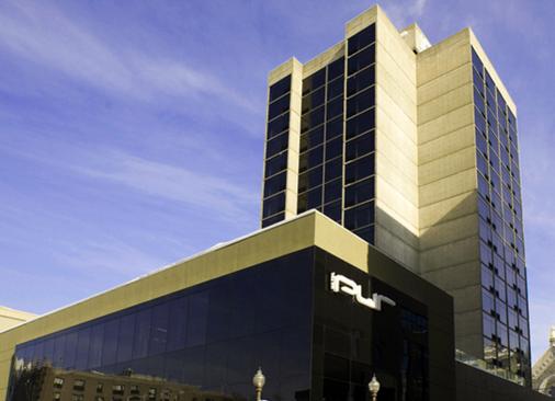 Tryp魁北克普尔酒店 - 魁北克市 - 建筑