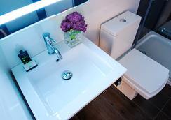 纽约布鲁克林bpm酒店 - 布鲁克林 - 浴室