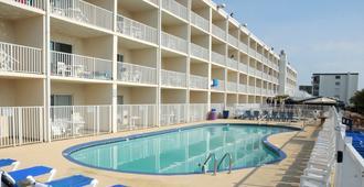 旋转木马度假公寓酒店 - 大洋城 - 建筑