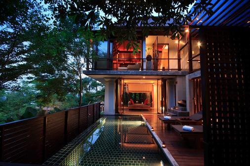 佐利图德别墅度假酒店 - Chalong - 建筑