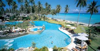 皮皮岛乡村海滩度假酒店 - 皮皮岛 - 游泳池