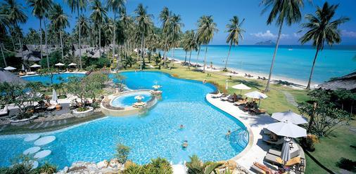 披披岛乡村海滩度假酒店 - 皮皮岛 - 户外景观