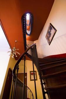 欧洲格勒诺布尔超级中心酒店 - 格勒诺布尔 - 楼梯