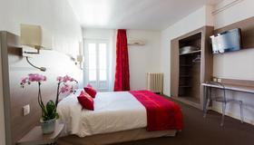 格勒诺布尔海柏中心欧洲酒店 - 格勒诺布尔 - 睡房
