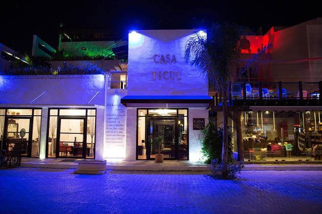 蒂库尔民宿精品酒店 - 路赛住宅酒店 - 卡门海滩 - 建筑