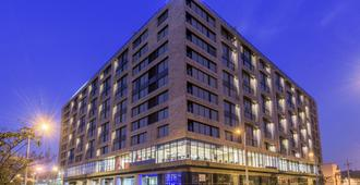 波哥大埃姆巴雅达特莱普酒店 - 波哥大 - 建筑