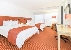 波哥大安巴加达温德姆 Tryp 酒店 - 波哥大 - 睡房