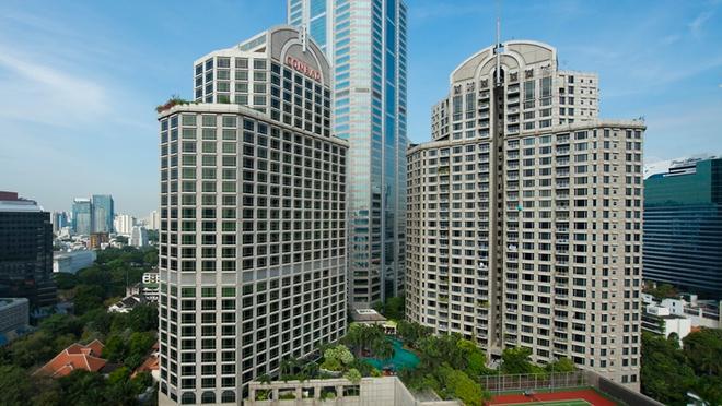 曼谷康莱德酒店 - 曼谷 - 建筑