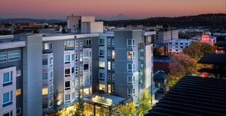 沃特敦酒店 - 西雅图 - 建筑