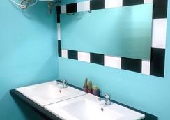 Open Hostel Madrid - 马德里 - 浴室