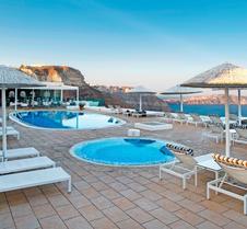 圣托里尼岛百合别墅酒店