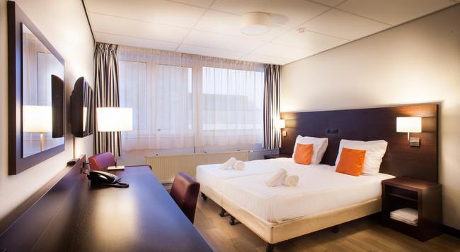 阿姆斯特丹西区旅馆 - 阿姆斯特丹 - 睡房