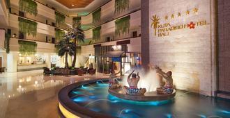 巴厘岛库塔天堂酒店 - 库塔 - 大厅